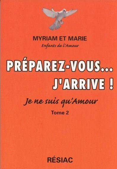 060-Livre de MYRIAM et MARIE 2ème Tome