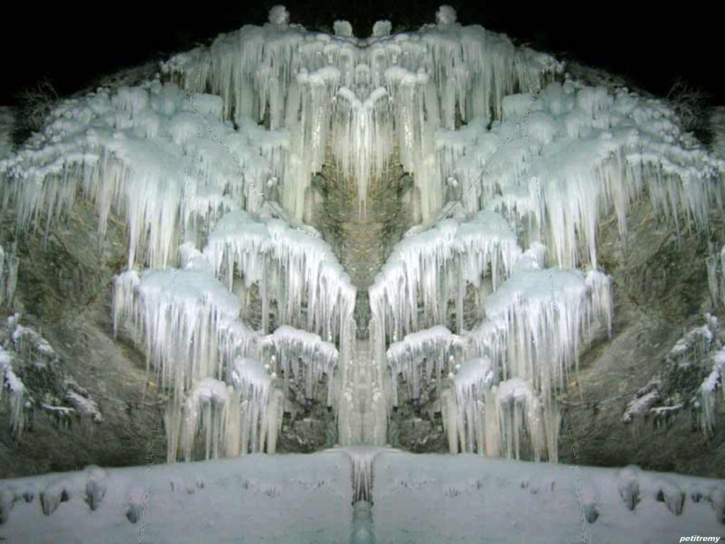 FG-007-Glacier image merveilleuse...