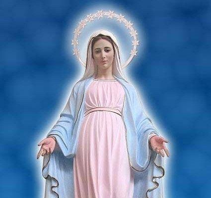 Pour s'engager concrètement dans l'Armée de la Vierge Marie : B4474292
