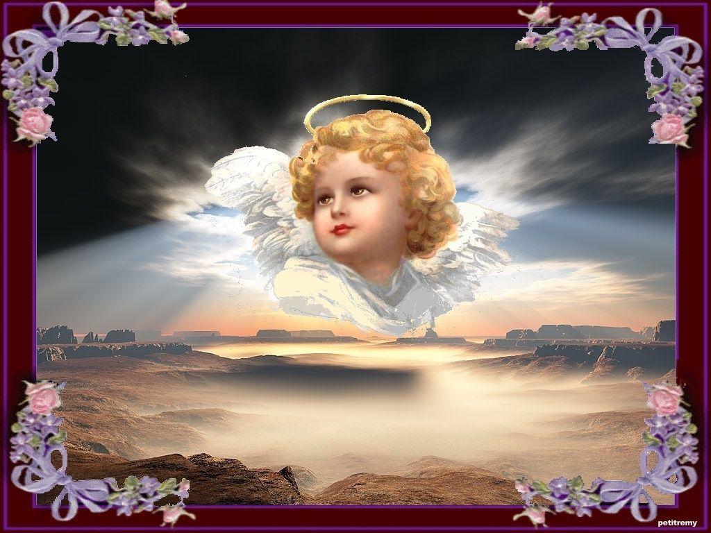 L'Ange de l'Enfance.