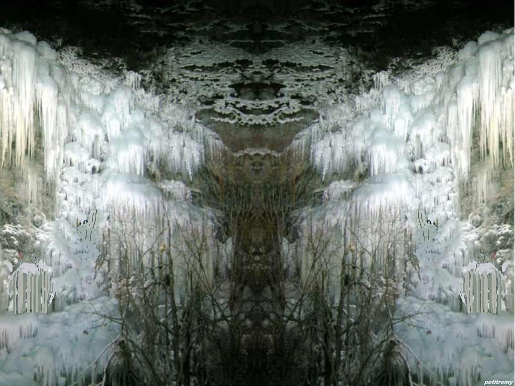 FG-009-Glacier image merveilleuse...