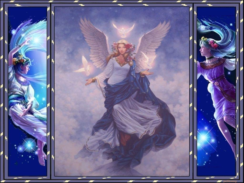L'Ange de la miséricorde.